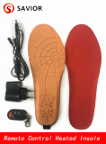 Heating insoles