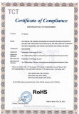 RoHS certificate for IP camera