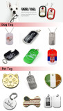 Hot Sale Customized Logo All Kinds of Dog Tag