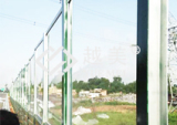 Noise barriers for highway