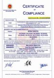 CE Certificate (Spray Booth)