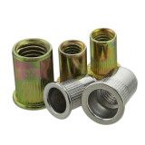 Popular blind rivet nut in stainless steel/ carbon steel