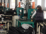 Factory View-Ningbo Shenlian Rubber Sealing Elements Co., Ltd.