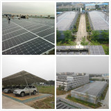 2.2MW National Demonstration Project in Zocen Solar HQ