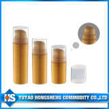 airless pump bottle for emulsion water