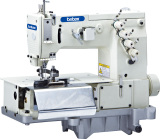 BR-2000C Double Needle Flat -bed Belt Loop With Front Fabric Cutter (The Width of Belt Loop)
