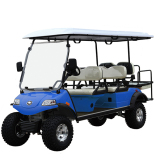 golf buggy electric Hunting Golf Cart (DEL2042D2Z, 4+2seat)