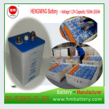 2016 Ni-CD Alkaline Railway Battery Kpl250 for Lighting, Metro, Railway Signaling.