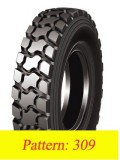 TRUCK TIRES NEW PATTERN FOR 13R22.5