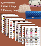 Clutch bags, Evening bags, wallets