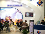 Many customers in our booth in WUHAN API China Exhibition