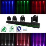 Four Head Beam LED Moving Head Stage Decorative Light Ys-218