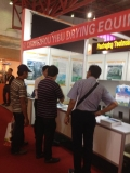YIBU take part in IPEX&ALLPACK 2014