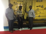 Kenya REA & KPLC visit us for final factory inspection