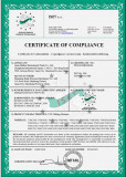 CE Certificates-CNC Milling Machine