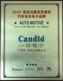 Top 10 Poplar Brand of Car Electronics in China