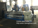 W11-12X2500 Mechanical Rolling Machine Exported to South Africa .