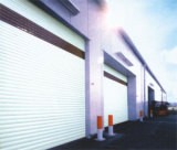 Large Industrial roller door