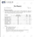 The Test Report