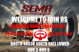 Join us in SEMA 2015
