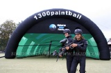 Inflatable Tents for Paintball Field