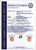 CE Certificate of Pellet Making Line