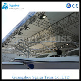 Quicklock truss for sports outdoor tent truss