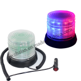 Clear Dome Multicolor LED Warning Lights (TBH-626L2-1)