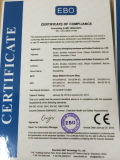 CE for Vacuum Lifter 1