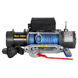 Synthetic winch 12000lb