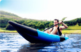 Professional Sit in Inflatable Kayak for Long Distance Rowing