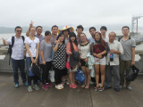 We have a travelling to Shengsi island on Sep.12-13
