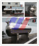 Electric heating extracting tank