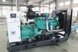 Stock 400KVA Cummins Generator set, Open type, Diesel Genset