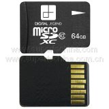 Supertechina (Shanghai) Electronic Co., Ltd. can produce Micro SDXC card/64GB/C10