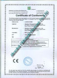 in 2010 The Latest Certificate About The Infrared Correlation