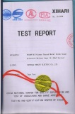 Type Test Report YH10W-36 Surge Arrester