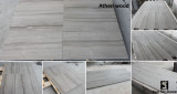 Athen wood marble