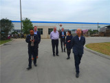 GERRESHEIMER INSPECT AND VISIT TO OUR NEW FACTORY