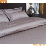 DPF silk hotel bedding set