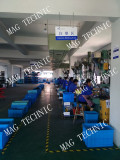 The injection molding workshop