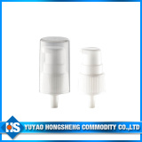 plastic emulsion pump for bottle