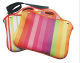 Neoprene Laptop Sleeve Cover Bag/ Computer Backpacks with Handle