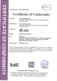 RoHS certifications for Weather Proof Emergency Telephone