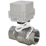 1 1/4′′ Electric SS304 Ball Valve