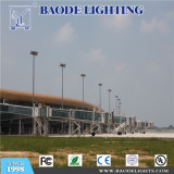 High mast lighting pole in YANGZHOU INTERNATIONAL AIRPORT