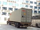 Container Arrived