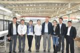 Uzbekistan Customer visits Hengli Factory