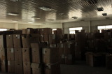 warehouse for sweaters