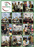 Osakadental company attend the dental South China show on march 2-5,2017